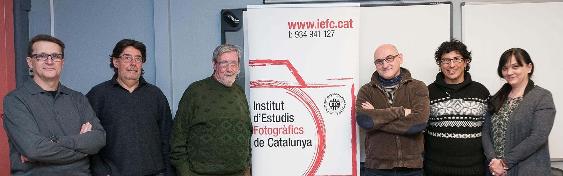 Signatura conveni AFP-IEFC. Foto: Juan Ruz Jiménez