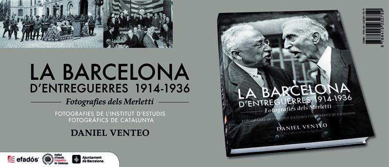 La Barcelona d'Entreguerres, 1914-1936. Fotografies dels Merlett