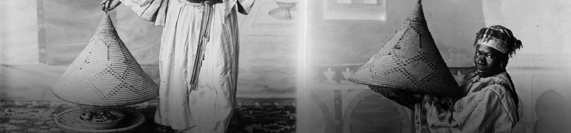 Esclau. Foto: Col·lecció Marroc / IEFC