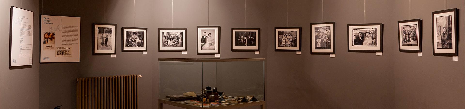 Exposició Fotos en família