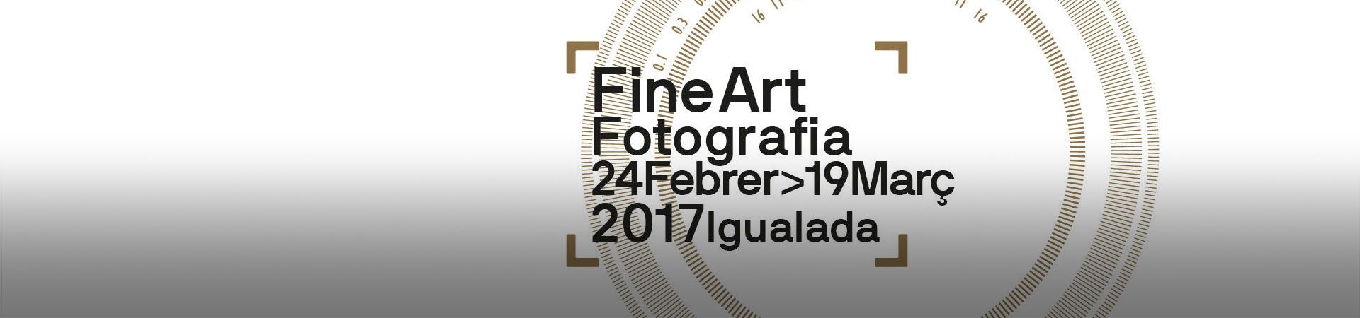 Cartel FineArt Igualada 2017