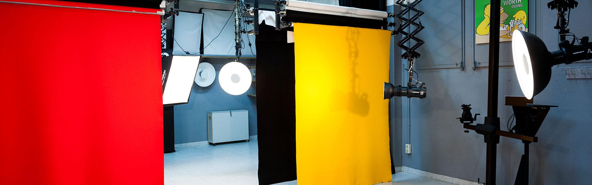 Instalaciones de la Escuela de Fotografía
