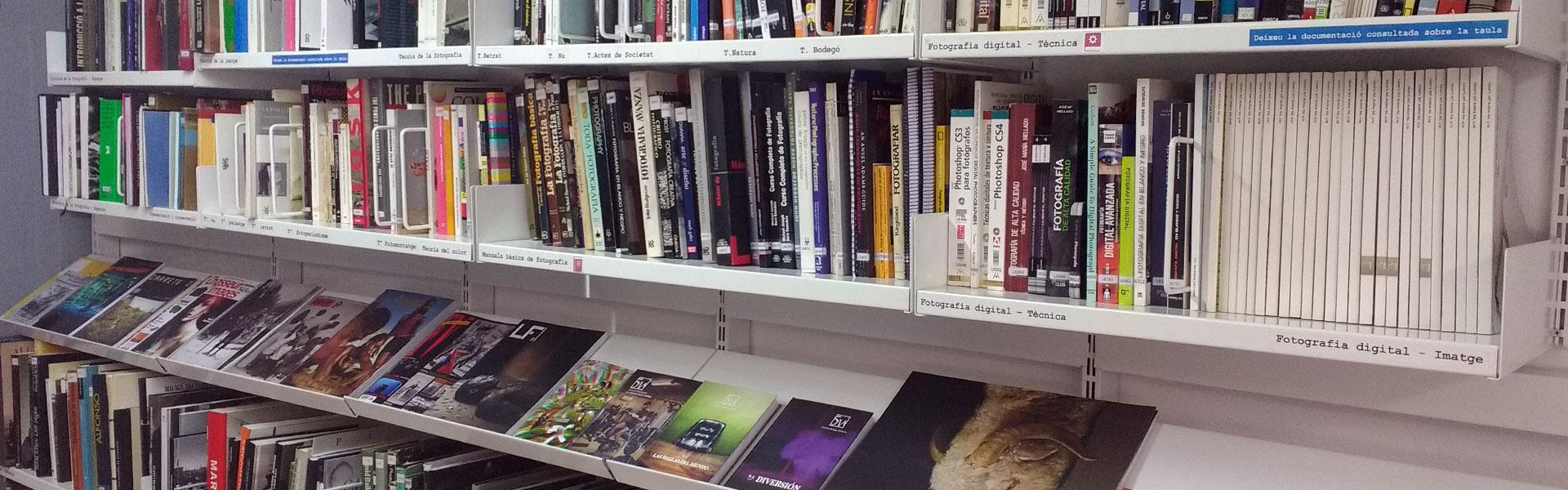 Fondo de la Biblioteca de Fotografía