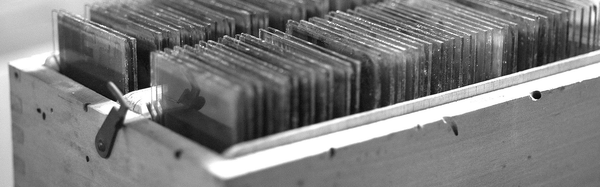 Preservación, Conservación y Digitalización de Originales Fotográficos