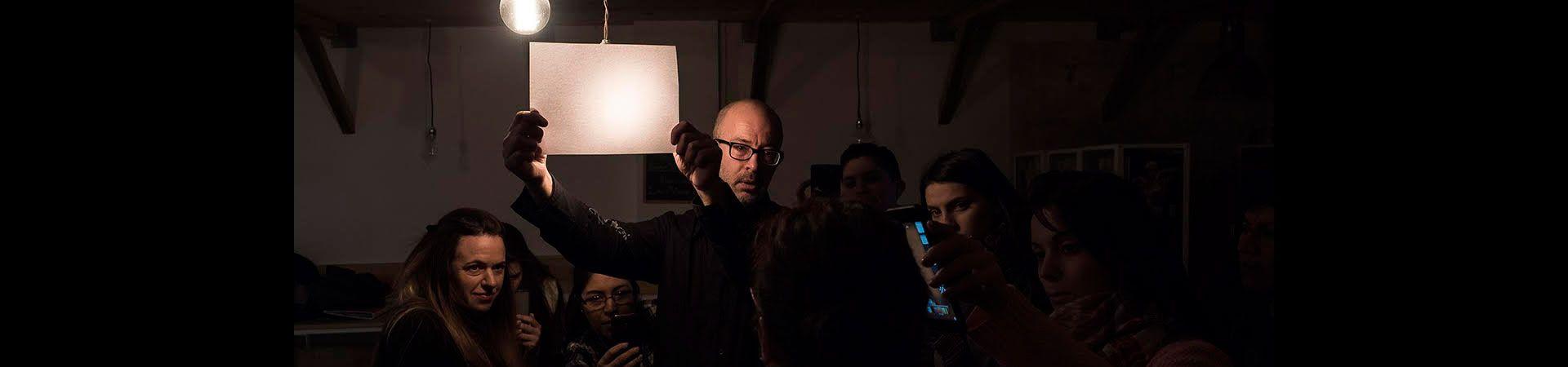Workshop The world through the eye of a (Smartphone) camera amb Fernando Prats