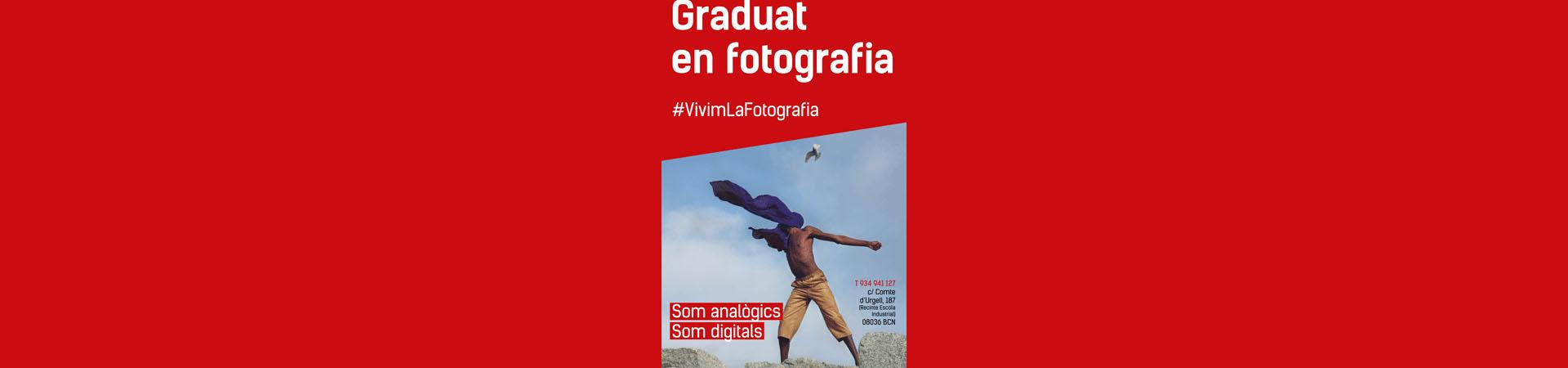 Graduat en Fotografia