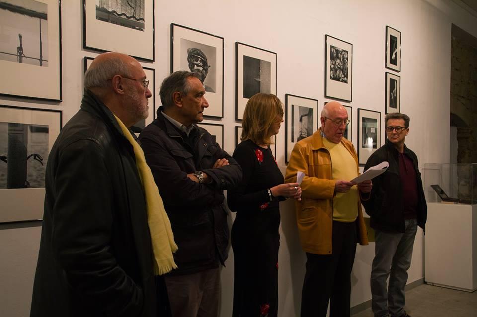 Inauguració de l'exposició Ricard Duran i Bargalló. Una percepció polièdrica