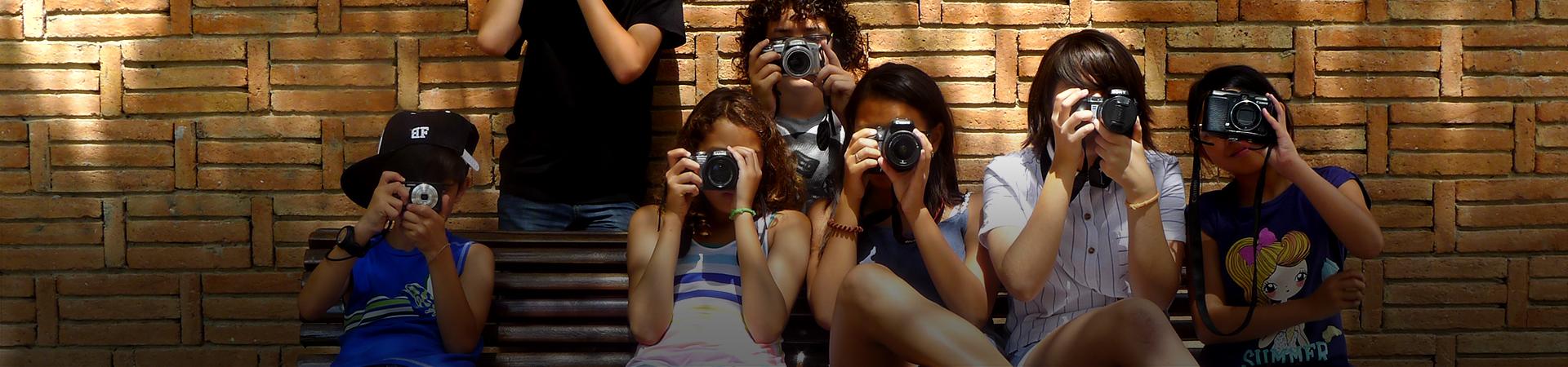 Fotografía para niños y niñas