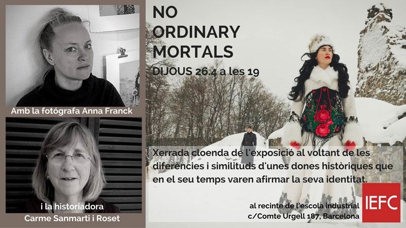 Cloenda exposició Anna Frank