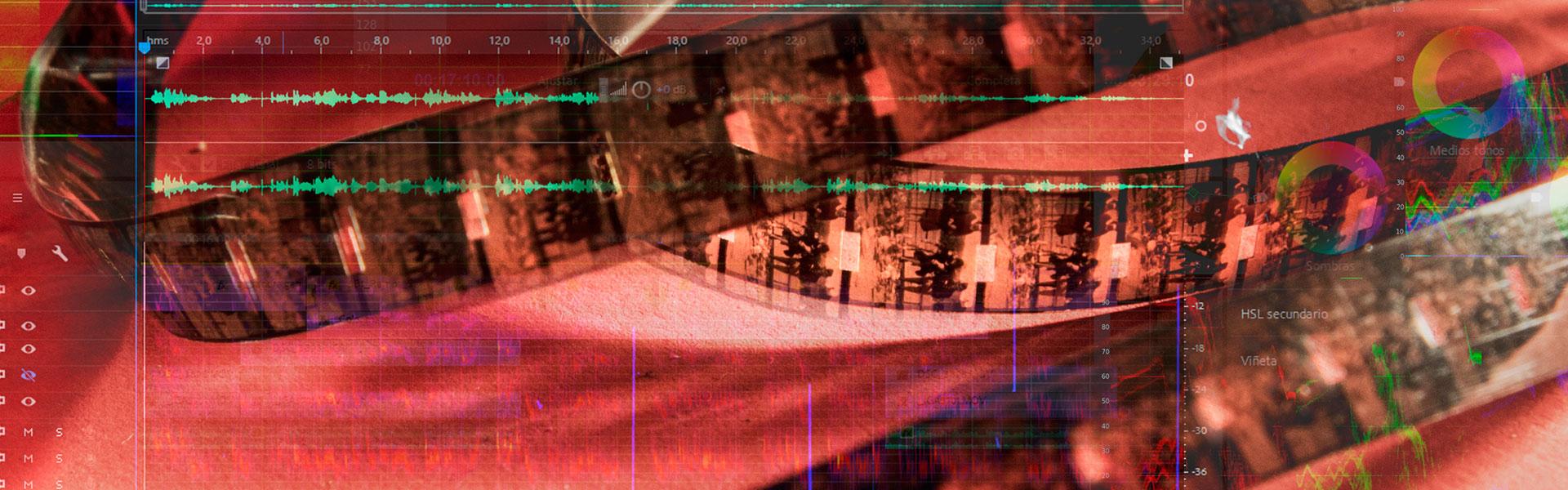 Curs d'Especialització en Creació i Experimentació Audiovisual