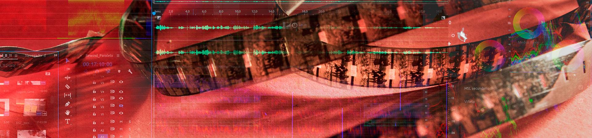 Creación y Experimentación Audiovisual