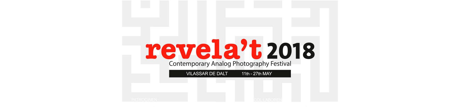 Festival Revela't 2018