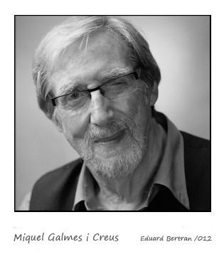 Miquel Galmes. Foto: Eduard Bertran