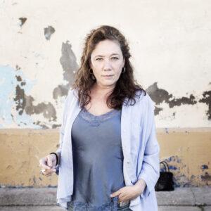 Cristina Fallarás. Foto: Isidre García Puntí