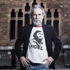 Willy Toledo. Foto: Isidre García Puntí