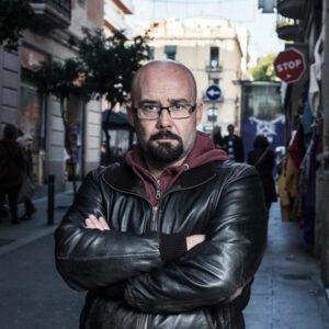 Isidre García Puntí (autoretrat)