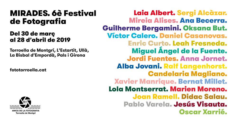 6è Festival de Fotografia Mirades