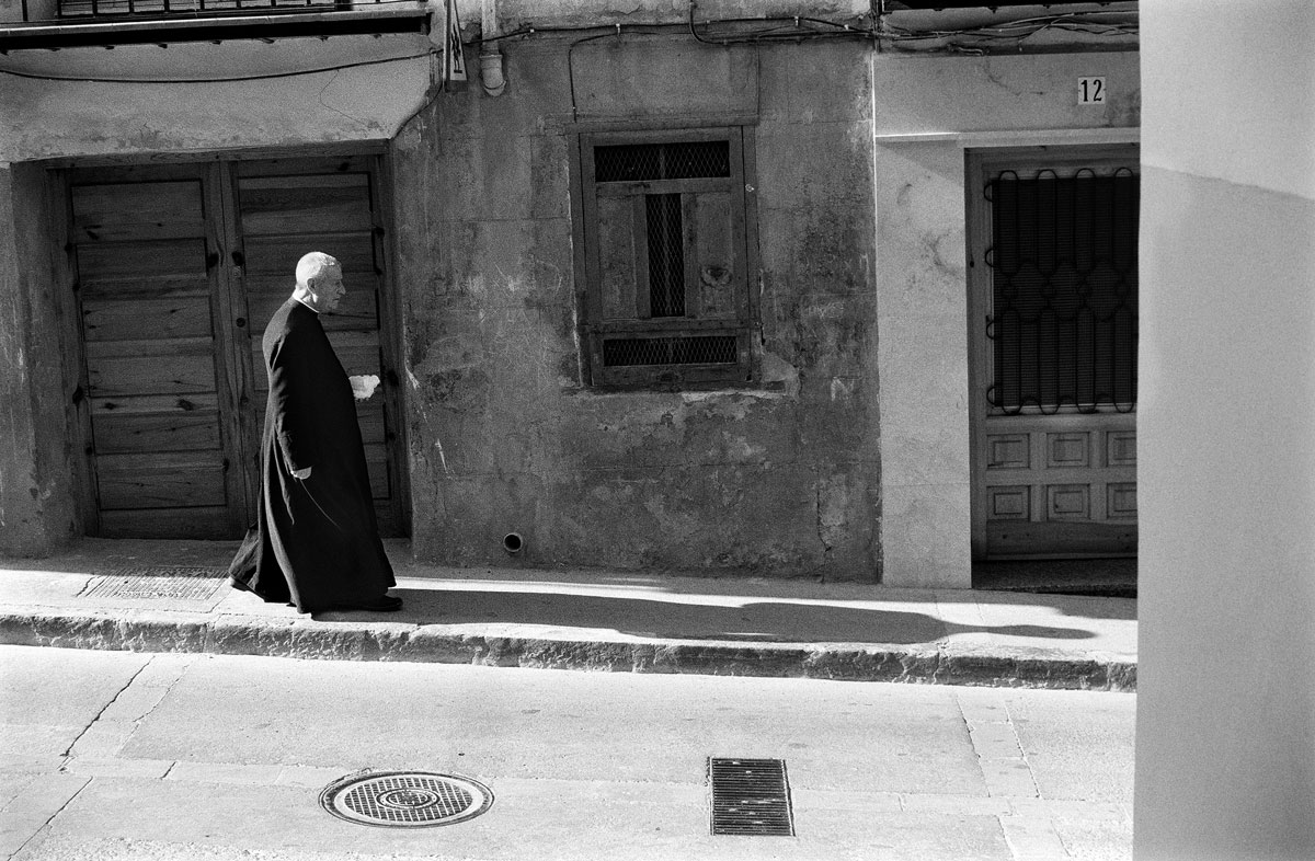 Tarazona (Zaragoza), 1993. Foto: Mario Gómez Vidal