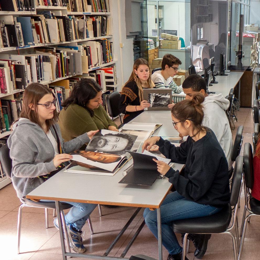 Biblioteca de Fotografia