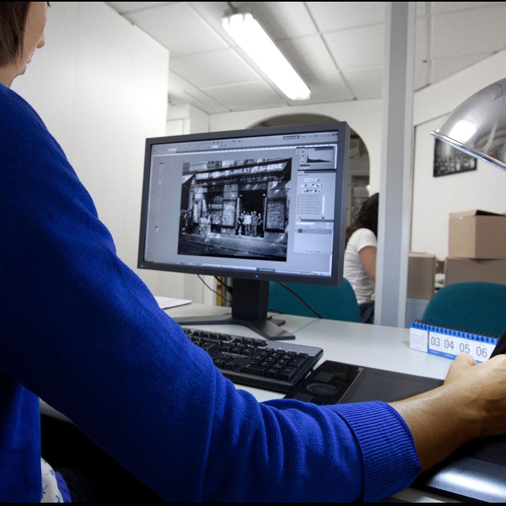 Gestión de Archivos Fotográficos en el Entorno Digital