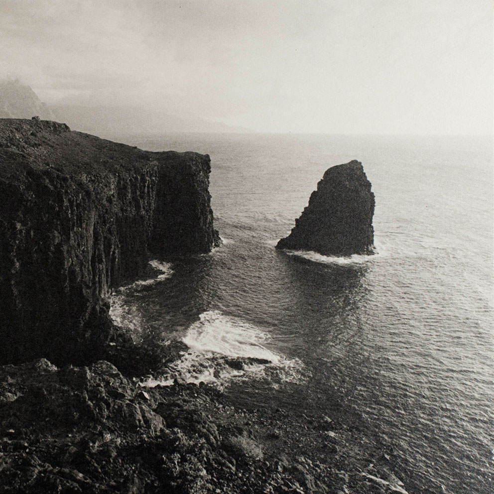 The cliff (Gran Canaria, 2011). Foto: Oskar Ohlson