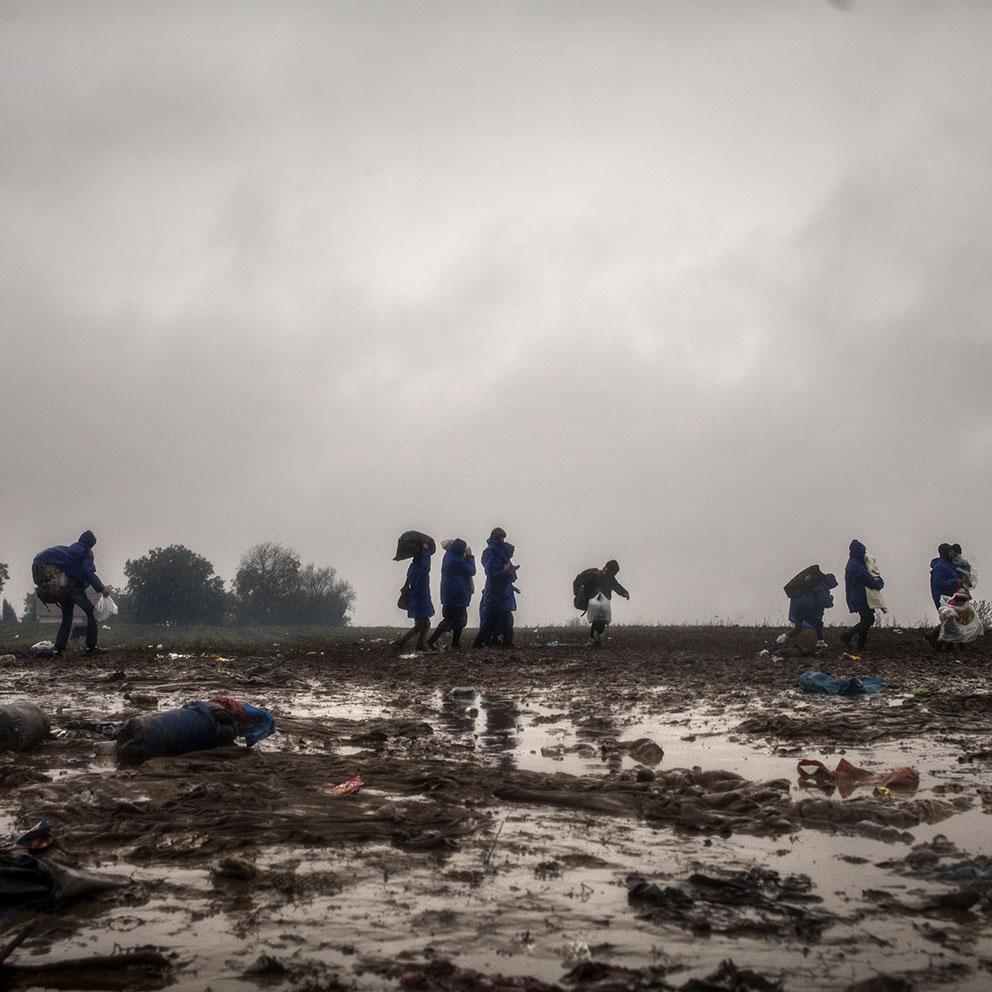 El fang d'Europa. Edu Ponces y Pau Coll (Ruido Photo)