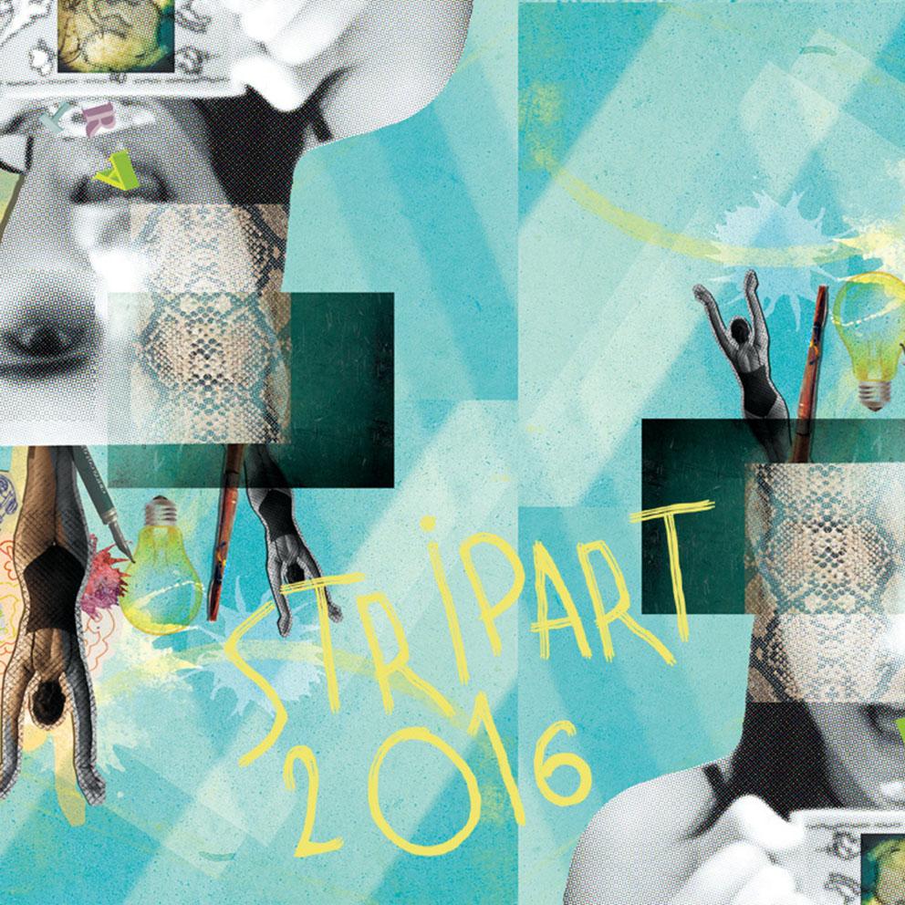 Cartell Stripart 2016