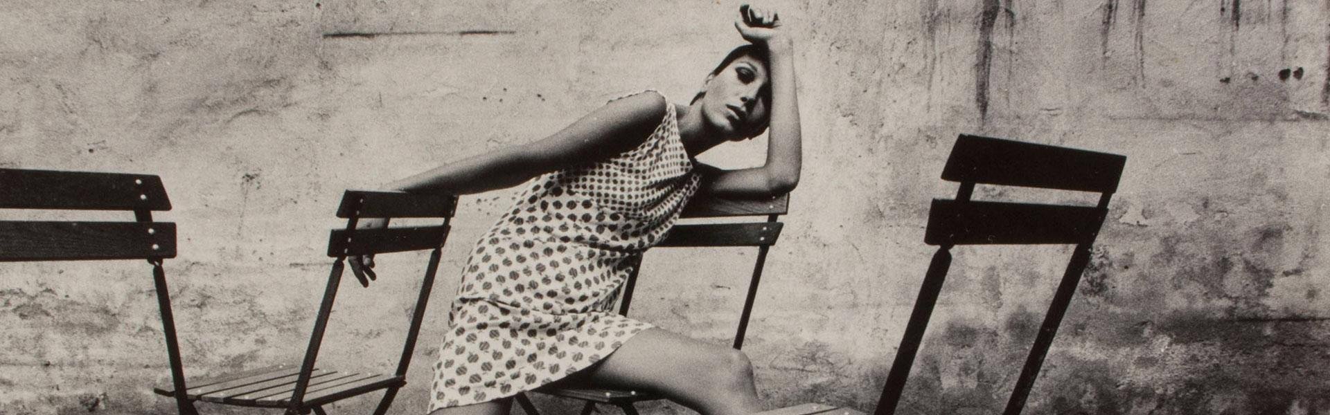 Elsa Peretti (1966). Foto: Oriol Maspons