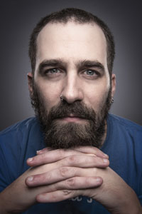 Aitor Rodero. Foto: Bernat Joval
