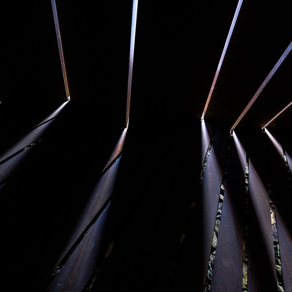Camins al silenci. Foto: Montserrat Guarro