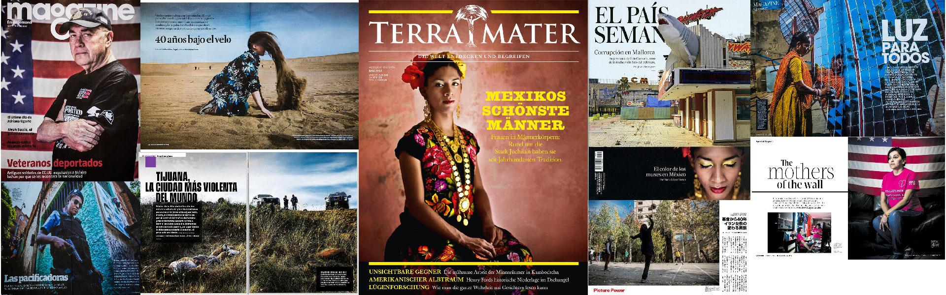 Les Publicacions en Fotografia Documental