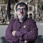 Jordi Pesarodona. Foto: Isidre García Puntí