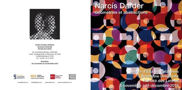 Géométries et abstractions – L'œuvre expérimentale en couleurs de Narcís Darder