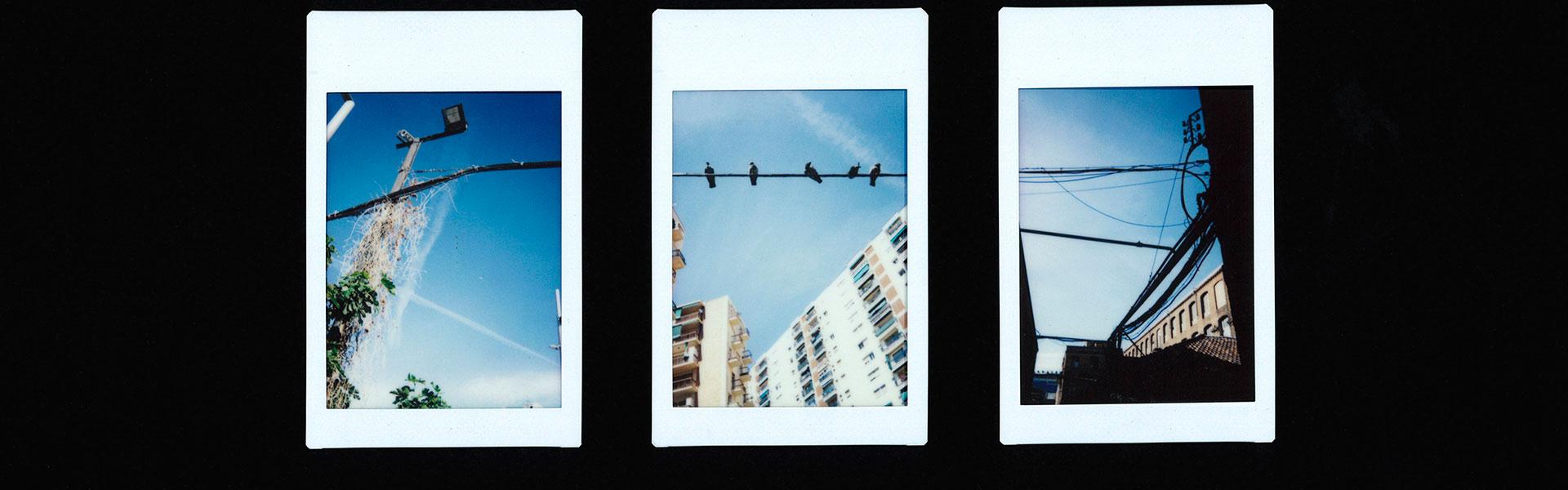 Ciutat fragmentada. Foto: David Aguinaga Andrés