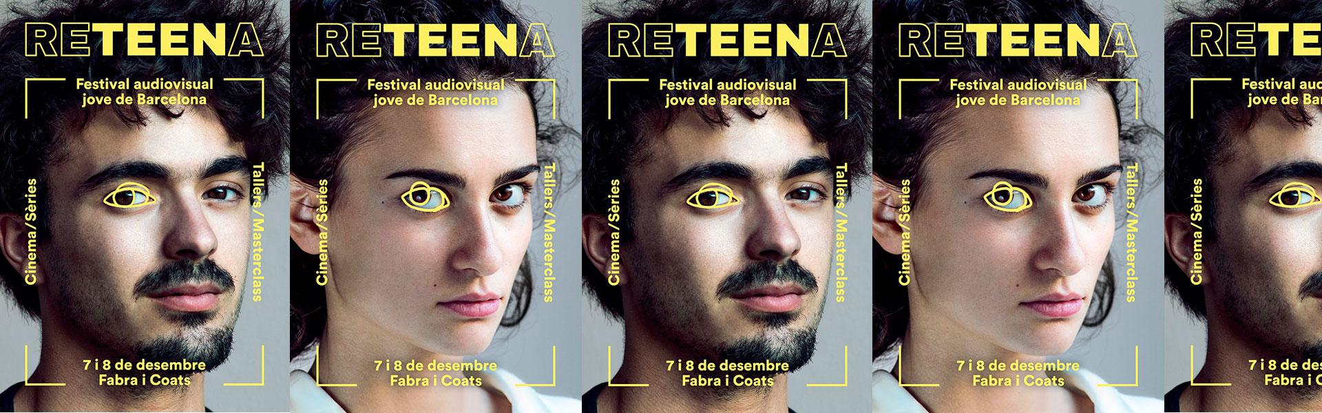 Reteena. Festival Audiovisual Jove de Barcelona