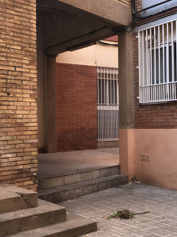 Un barrio. Foto: Maribel Mata